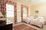 Garden Cottage Twin Bedroom
