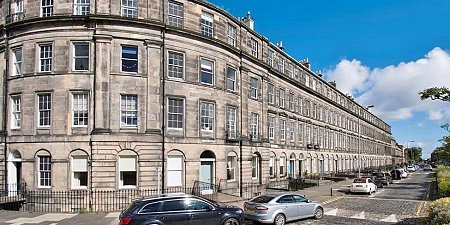 No 1 Bellevue Terrace (sleeps 4)