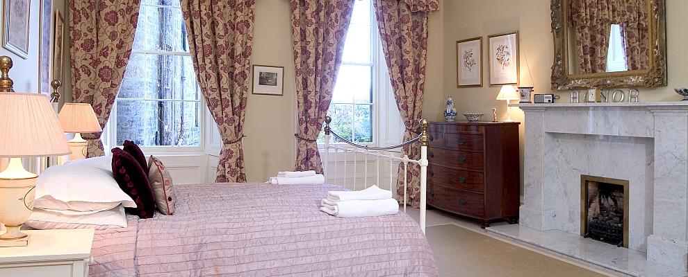 Bellevue Terrace Double Bedroom
