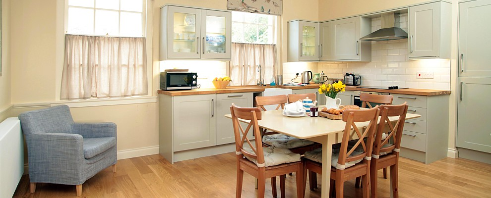Garden Cottage Kitchen Dining