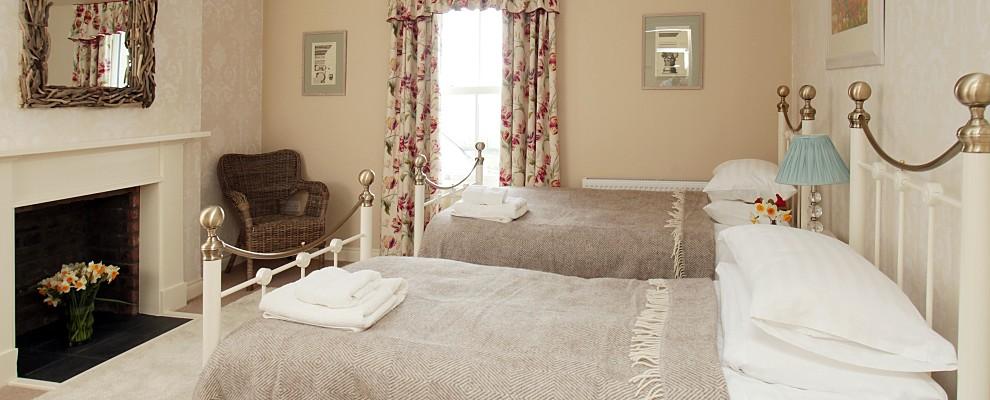 High Clachan Double Bedroom