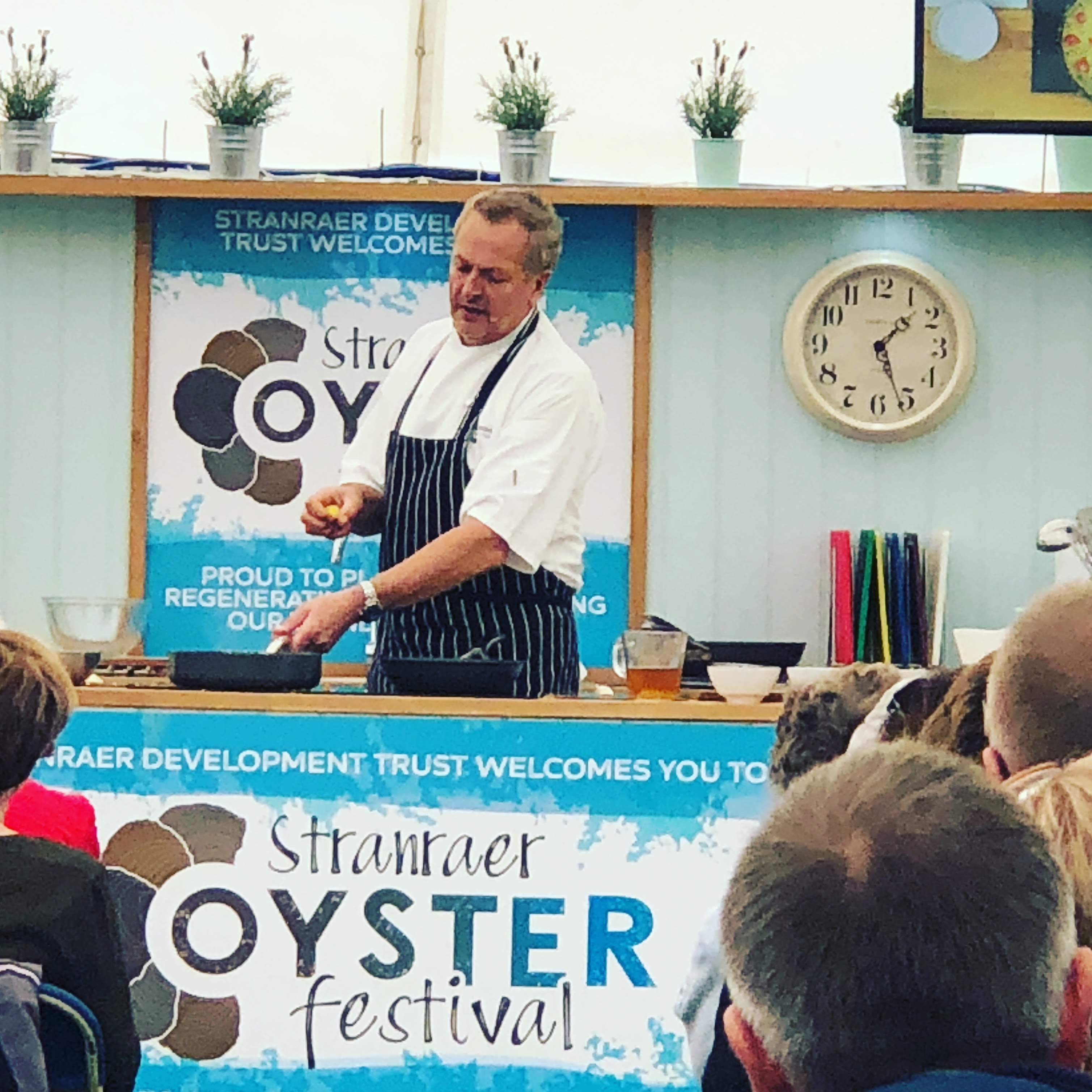 Accommodation for Stranraer Oyster Festival and the Wigtown Book Festival