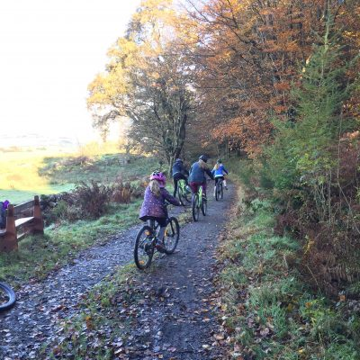 October Family Holidays and Short Breaks in Dumfries and Galloway