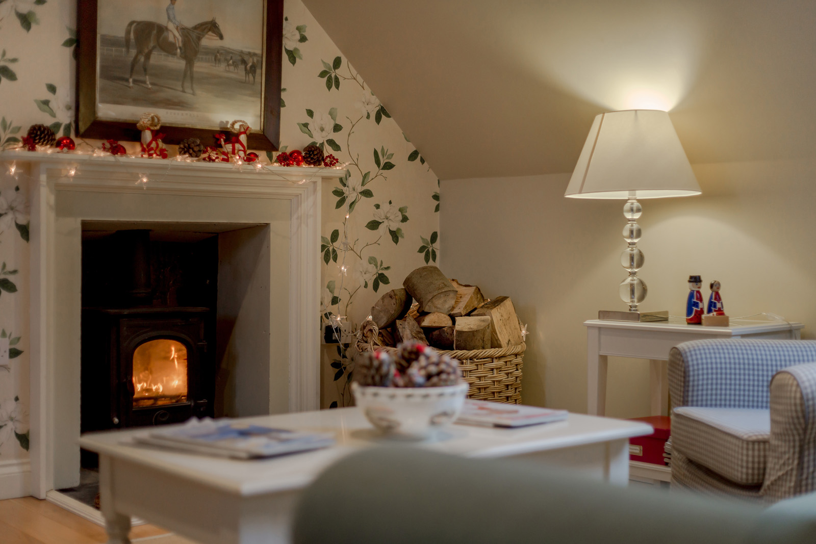Cosy bolthole in Galloway