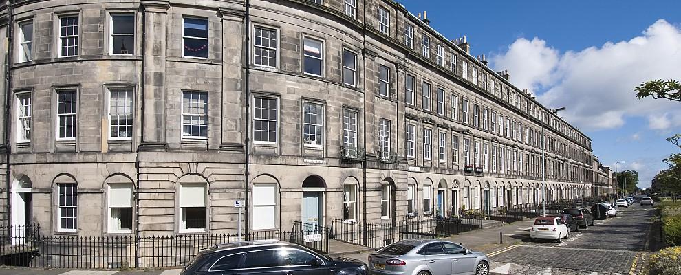 No 1 Bellevue Terrace, Edinburgh