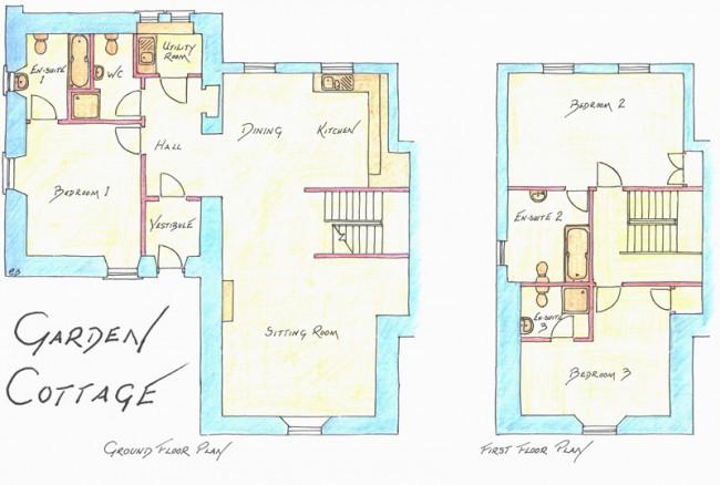 garden cottage plans