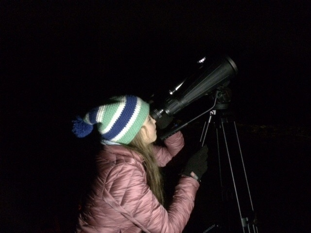 October Star Gazing Event in Dumfries & Galloway: Seeing Stars with Dark Skies Park Ranger at Corsewall Estate Holiday Cottages