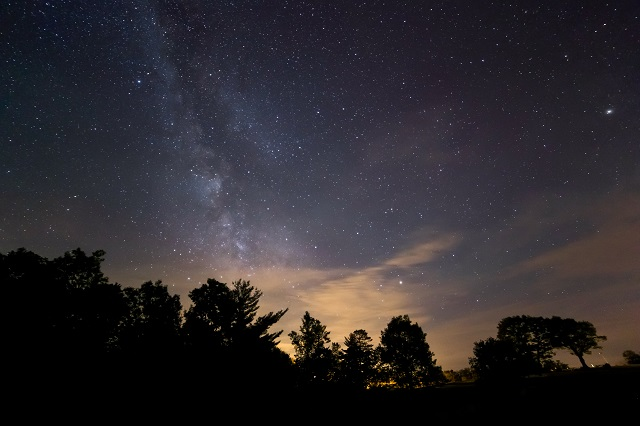Star Gazing Evening at Corsewall Estate Holiday Cottages