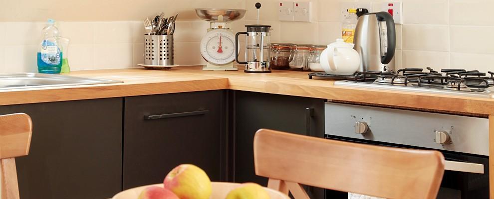 Stables Cottage Kitchen